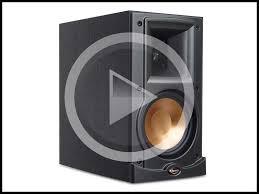 Klipsch Rb 41 Ii Bookshelf Speakers Klipsch Rb 51 Bookshelf Speakers Preview Audioholics