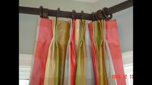 bay window curtain rods by optea referencement com youtube