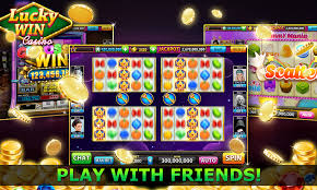 lucky win casino free slots android apps on google play