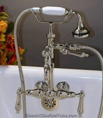Bathtubs Faucets 8 Best Clawfoot Tub Faucets Images On Pinterest Clawfoot Tub