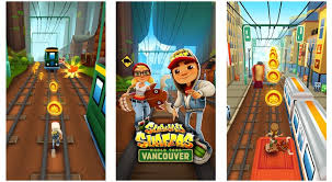 subway surfer apk subway surfers for android update adds canada world tour