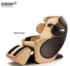 Massage Chair India Osim Launches Udivine App Massage Chair In India U2013 Jayashankar