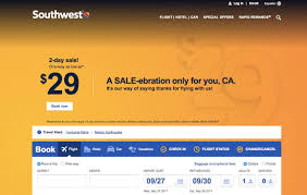 lowest sales ever for southwest most intra california routes just