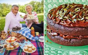 the great british bake off refined sugar free cakes and bakes