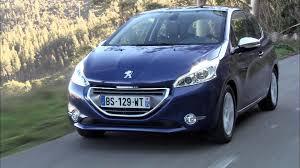 Peugeot 208 Allure 3 Portes Bleu Virtuel Vidéo Officielle Www