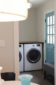diy laundry room countertop u2014 interior design small home style