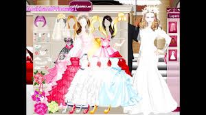 wedding dress up dress up