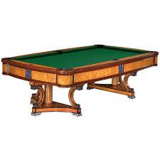 Sportscraft Pool Table Brunswick Isabella 9 Ft Pool Table