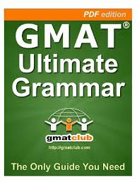 gmat grammar book june5 2012 pdf verb subject grammar