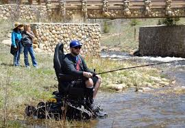 Power Chair With Tracks Trac Fabrication