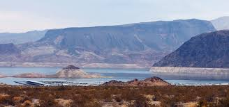 Bathtub Ring After Record Low News For Lake Mead Not All Bad Boulder City Review