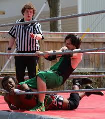 Backyard Wrestling Characters Rva Mag Richmond Va Politics Kicking For A Cause Rva U0027s