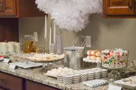 all white christmas party ideas and decorations fantabulosity