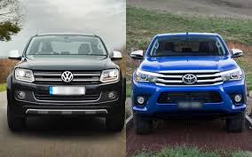 volkswagen amarok 2016 interior benim otomobilim 2016 toyota hilux revo vs 2016 vw amarok ultimate