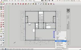 make a floorplan a floor plan in sketchup from a pdf tutorial