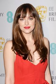 image result for dakota johnson bangs hair pinterest bangs