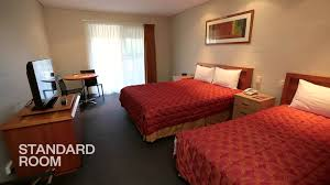 Voyages Desert Gardens Hotel Ayers Rock by Outback Pioneer Hotel Standard Room Youtube