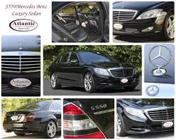 Luxury Van Rental In Atlanta Ga Mercedes Benz S550 Rental In Atlanta Atlantic Limo