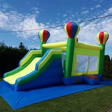 Outdoor Inflatables Big Castle Jumping Bouncer House Bouncer