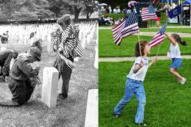 Memorial Day American Flag Memorial Day 2017 Holiday Went From Somber To Summer Party Time