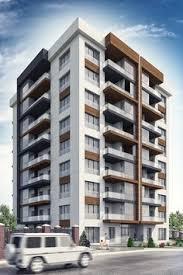 Project Arşiv Kentsel Dönüşüm Erkaya İnşaat SİTE - Apartment facade design