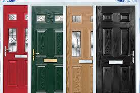 Composite Exterior Doors Cheap Black Composite Front Doors Door Design Ideas On
