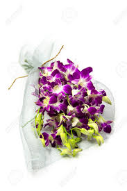 purple orchids purple orchids bouquet tajgift send flowers cakes to india