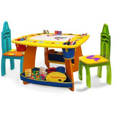 Melissa Doug Deluxe Wooden Multi Activity Table Kids U0027 Table And Chairs