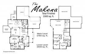 family home floor plans pratt homes featured floor plan the makena pratt homes