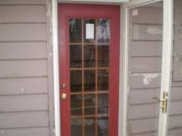 15 Lite Exterior Door Marshall Exteriors Windows And Doors Photo Album Fiberglass