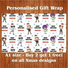 of thrones wrapping paper personalised of thrones christmas wrapping paper 2 tags