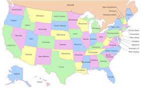 map of america best photos of basic map of america america physical