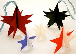 easy paper scrap diy ornaments mod podge rocks use