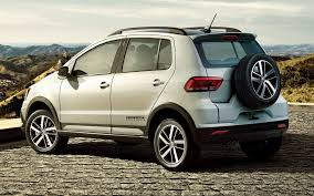 volkswagen white 2016 volkswagen crossfox urban white 2016 wallpapers and hd images