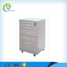 dental cabinets for sale high gloss acrylic lumber dental cabinet with movable wheel buy