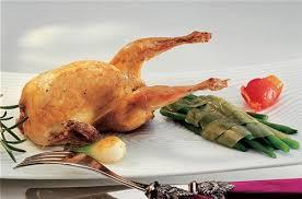 cuisiner les cailles caille rôtie au romarin