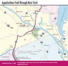 New York On Map Trip Creator Map World Maps