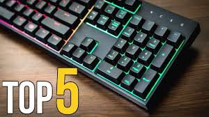 best mechanical keyboard black friday 2017 deals top 5 best mechanical gaming keyboards for 2017 20 200 youtube