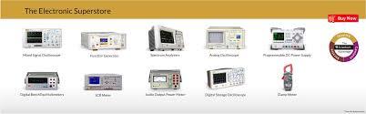 scientech technologies education training testing instrument