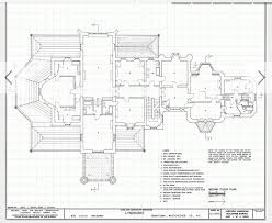 2nd Floor Plan Design 41 Best Historic House Plans Images On Pinterest Floor Plans