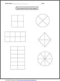 finding fractions fraction spotting math worksheets for 4th grade