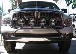 ram 1500 light bar bumper dodge ram front light bar f27 on wow image selection with dodge ram