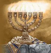 seven branched menorah for his menorah the seven l six branches lstand