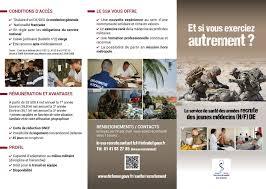bureau de recrutement militaire médecins militaires