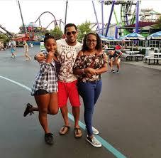 ghanaian actor van vicker van vicker hangs out with his beautiful daughters photos