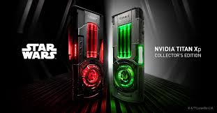 collector s star wars fans light and dark side collector s edition nvidia titan
