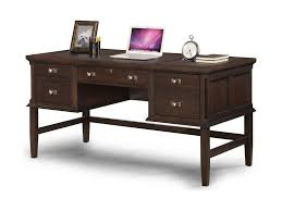 Small Walnut Desk Flexsteel Wynwood Collection Walnut Creek Small Writing Desk With