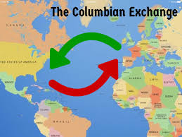 Colombian Map The Colombian Exchange