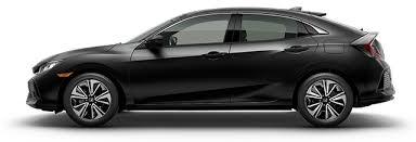 black honda civic 2017 honda civic hatchback milford