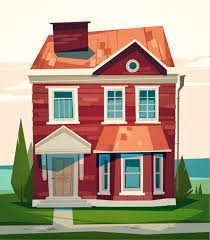 simple houses simple houses vectors design 02 welovesolo